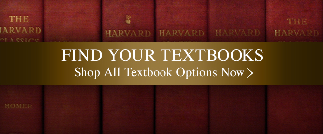 FIND YOUR TEXTBOOKS. Click to shop all textbook options now. Picture of textbooks.