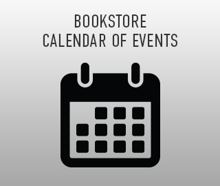 Picture of calendar. Click to view the Bookstore Calendar of Events.