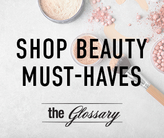 Picture of makeup. Shop beauty must-haves. Click to visit the Glossary.