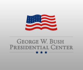 Picture of American flag. Click to visit the George W. Bush Presidential Center.