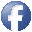 Facebook logo. Click to go to Golden West College Bookstore on Facebook.